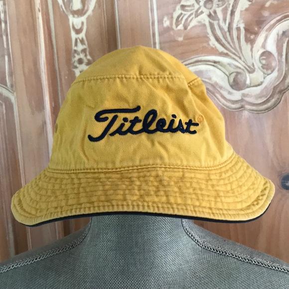 Titleist Bucket Hat. M 5ad6360da44dbe5c43ddf499 e4eb60a67c4